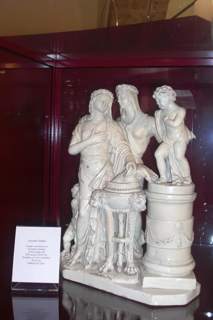 Il Borghetto Della Ceramica Roma.Museo Della Ceramica Civita Castellana Volpato Gianlucaparroccini